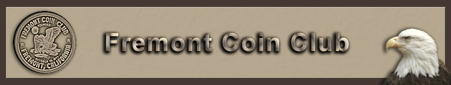 Fremont Coin Club logo